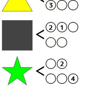 記号に隠された暗号を見つけ出せ! 謎解きクイズ No.0127