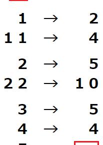 【ひらめき力】数字を別の数字に置き換える? 謎解き問題 No.0135